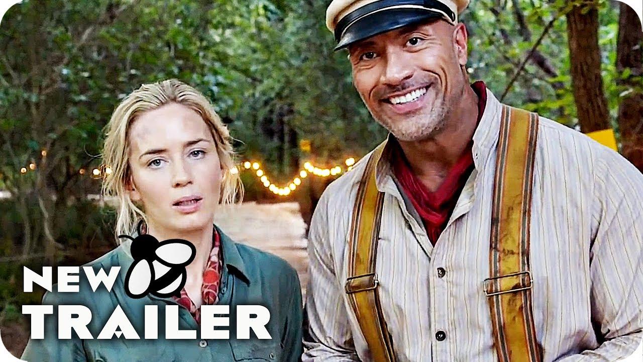 DISNEY'S JUNGLE CRUISE Production Trailer (2019) Dwayne ...