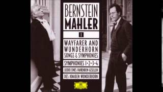 "Gustav Mahler Symphony No.1 in D Major ""The Titan"", Bernstein"