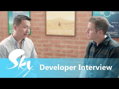 Sky Q&A with Jenova Chen and Geoff Keighley