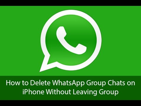 how to block someone on whatsapp iphone how to delete whatsapp messages on iphone without 2819
