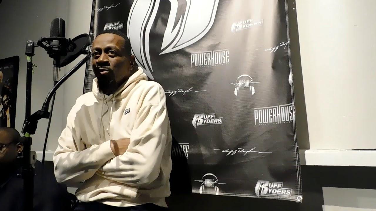 "Jaz O  Interview ""The Warm Up"" Part 4"