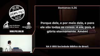 IPUS | Culto Matutino e EBD I 14/02/2021