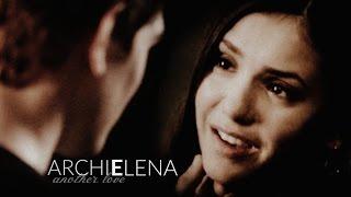 » archie + elena (+ jason) | another love {au}