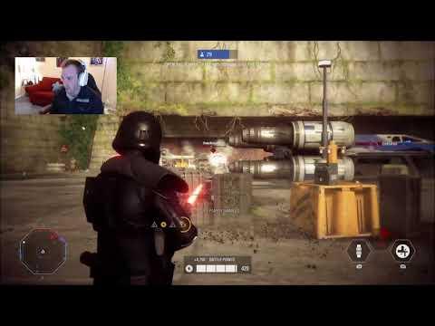 Star Wars Battlefront 2: 55 Death Trooper killstreak