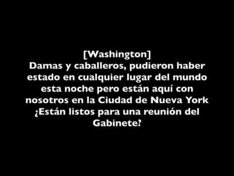 No John Trumbull - Hamilton [Canción Eliminada] (Traducción: Español)