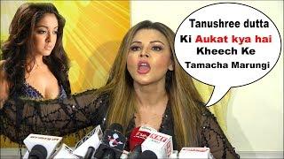 Rakhi Sawant angry reaction on Tanushree Dutta Nana Patekar controversy Part 01