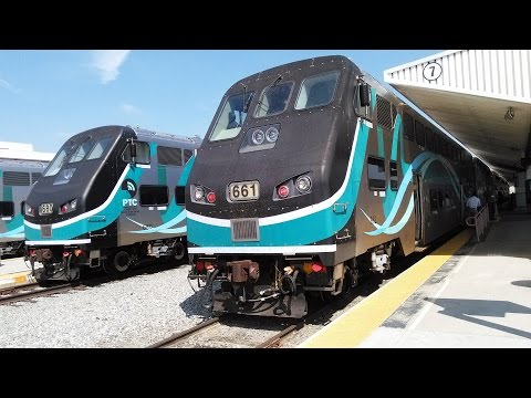 Railfanning Metrolink Baldwin Park to LA Union Station