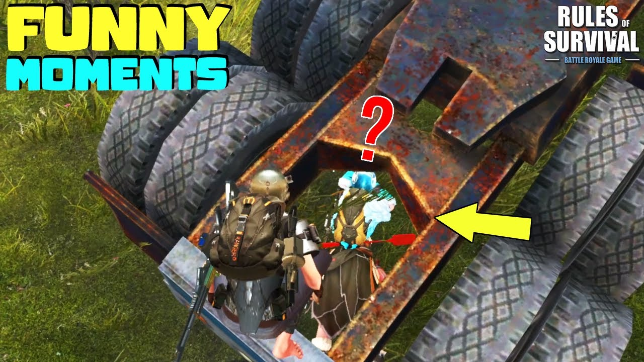 ROS Funny Moments #71