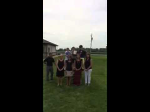 Williamsville Middle School Teachers Accept the ALS Ice Bucket Challenge