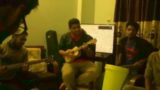 Baram khana Lalon giti Backstage cover
