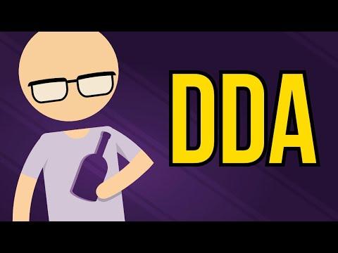 DDA - Dorosłe Dzieci Alkoholików