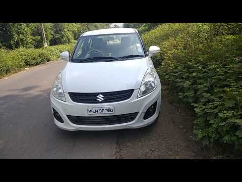 swift dzire millage testing