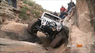 KrawlZone // Rock Crawling the Rusty Nail