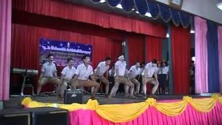 Repeat youtube video เต้นฮาๆ Zorba Dance ม 6/6 ปี 113
