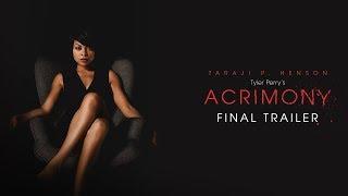 Acrimony Movie Clip - You Lie and You Cheat {2018}   $Movie Trailer$