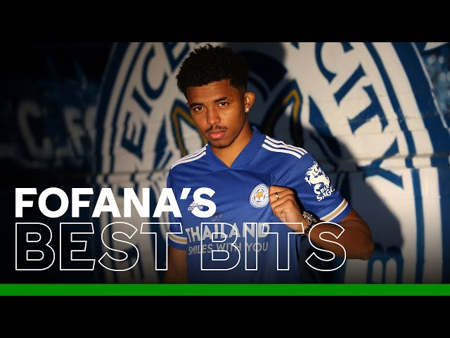 Wesley Fofana | Tackles, Skills & Highlights | Leicester City Young Player Of The Season 2020/21