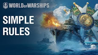 French Destroyers: Simple Rules | World of Warships