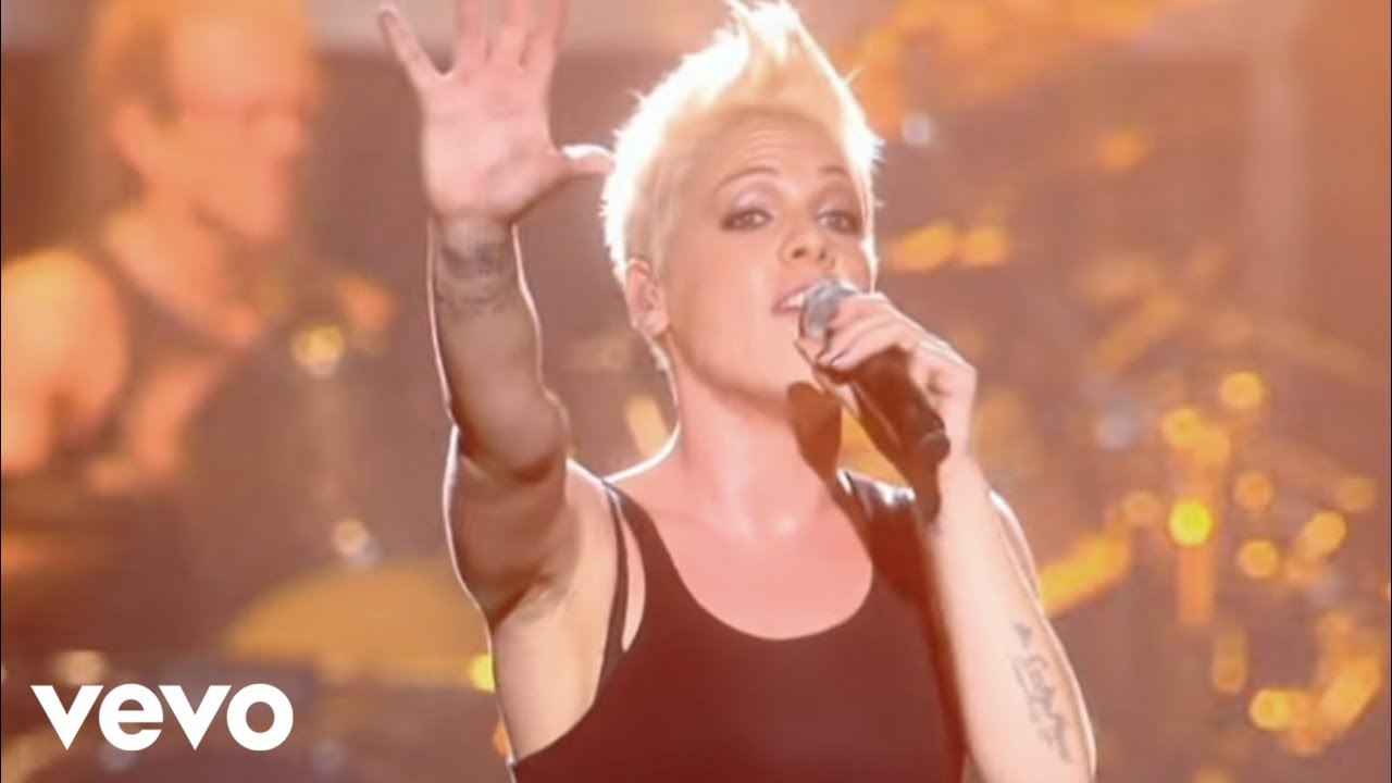 Download P!nk - Leave Me Alone (I'm Lonely) [Live from Wembley Arena, London, England]