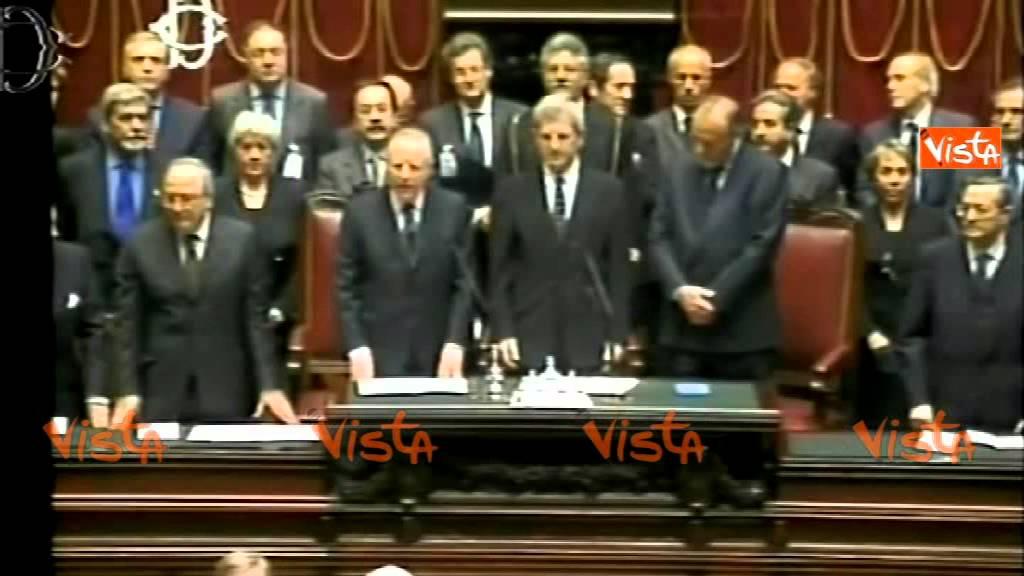 Timelapse tutti i presidenti della repubblica italiana for Senatori della repubblica italiana nomi