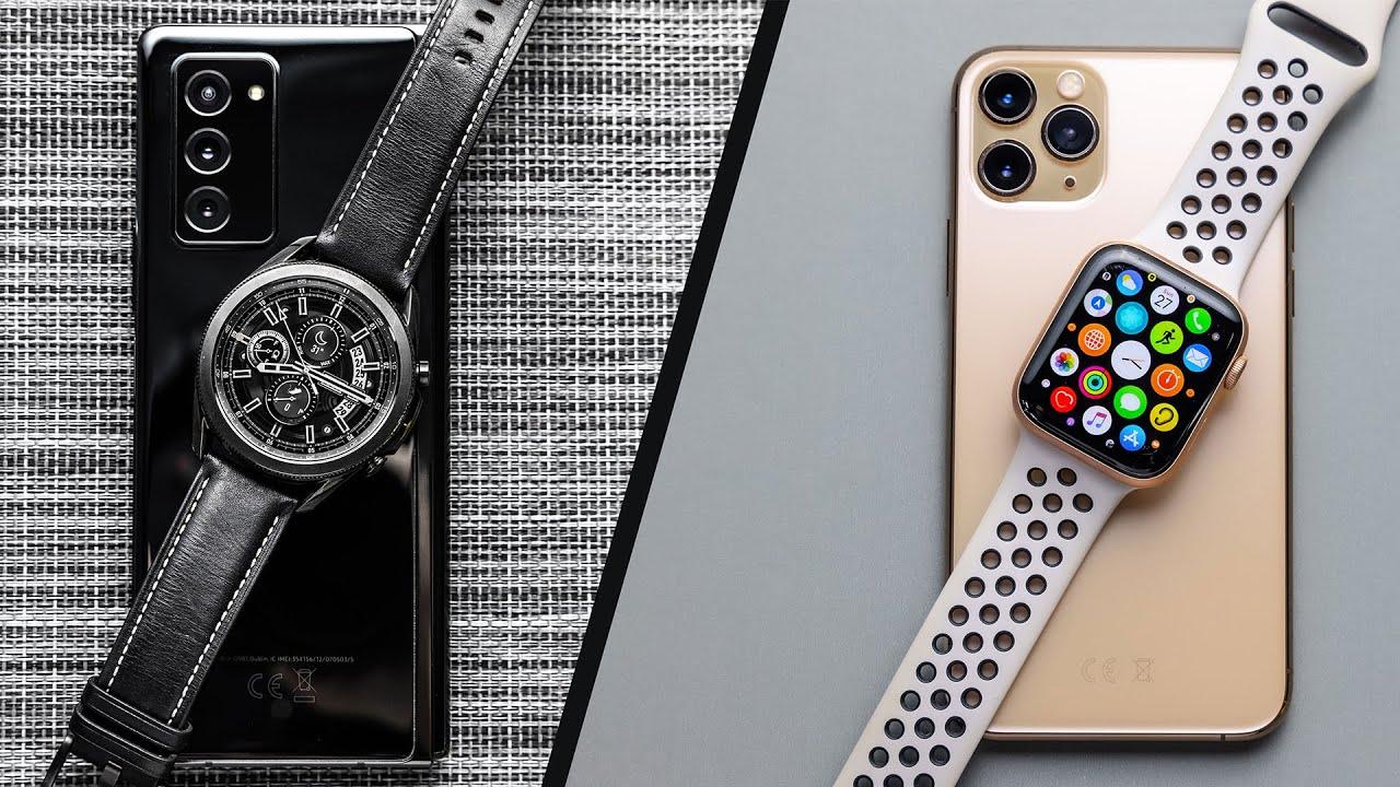 Samsung Galaxy Watch 3 Review || هل تستطيع منافسة ساعة آبل ؟؟