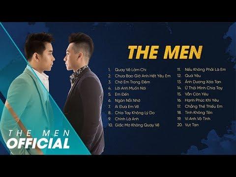 Chờ Em Trong Đêm & Lời Anh Muốn Nói – The Men | Tuyển Tập Những Ca Khúc Nhạc Trẻ Tâm Trạng 2018