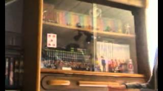 Window de David stone  Card through glass/carte à travers la vitre par Lesly Le Magicien