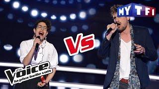Nathalia Vs Valentin Stuff - « Je Te Pardonne » (maître Gims Ft. Sia)   The Voice France 2017...