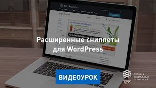 видео Микроразметка для WordPress