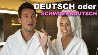 Deutsch oder Schwiizerdütsch - welche Sprache?   Hamburg