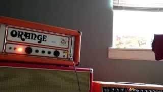 Modtone Coliseum Reverb Pedal, Les Paul, Orange AD30, Deluxe Reverb (dry)