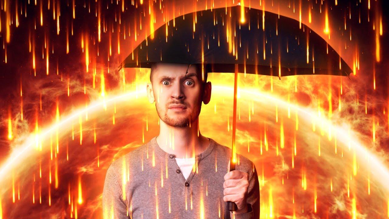 Почему на Солнце идёт дождь? / Люди раскачивают нашу планету / Астрообзор #79