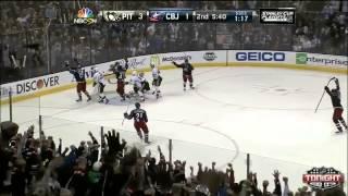 Blue Jackets vs Penguins game 4 highlights