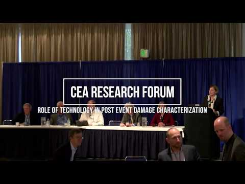 California Earthquake Authority (CEA): Loss discussion during the CEA Research Forum