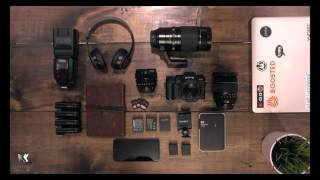 What's in my fuji bag ( Local engagement edition)