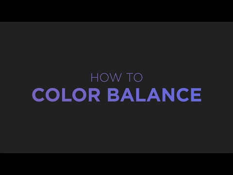 How to Color Balance in Final Cut Pro X with Abba Shapiro