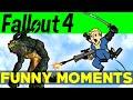 YouTube Turbo Fallout 4 Funny Moments - EP.4 (FO4 Funny Moments, Mods, Fails, Kills, Fallout 4 Funtage)