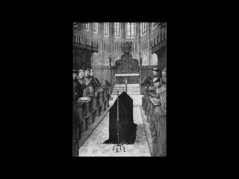"""Missa pro defunctis"" à 6 [Requiem Mass] by Frei Manuel Cardoso"