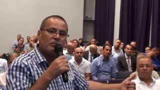 كلمة عبد المنعم شوقي في لقاء تواصلي للبنك المغربي للتجارة الخارجية