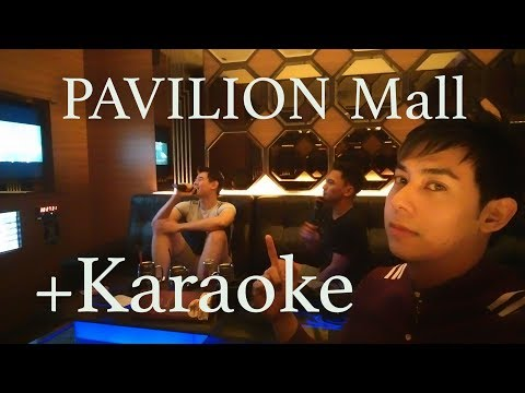 Pavilion Mall and CEO Karaoke in Kuala Lumpur! Vlogging it out in Bukit Bintang