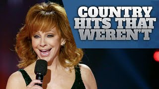 10 Hit Country Songs That Really Weren
