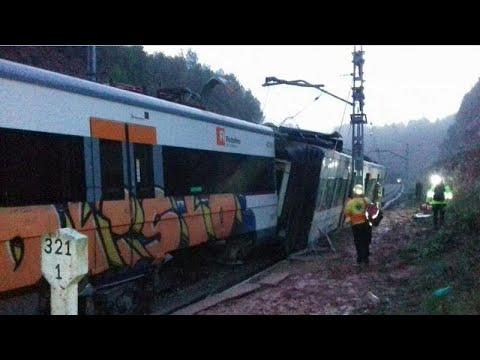 قتيلان وأكثر من 40 مصاباً بعد خروج قطار عن القضبان في إسبانيا…  - نشر قبل 25 دقيقة