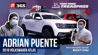 Toyo Tires Treadpass 3D: Adrian Puente's 2019 Volkswagen Atlas