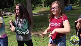 The Ladies of Child week 4 - Shake it off Music video