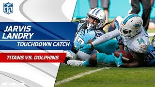 Two Huge Plays by Jarvis Landry Cap Off Miami's TD Drive | Titans vs. Dolphins | NFL Wk 5 Highlights