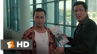 Donnie Brasco (4/8) Movie CLIP - A Close Call (1997) HD