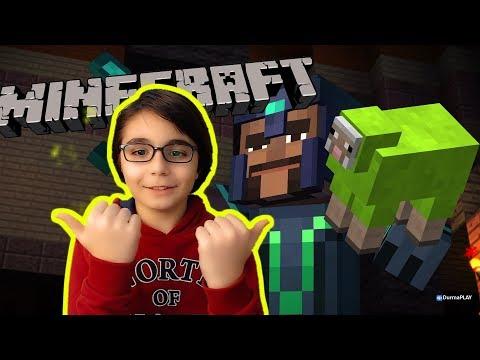 MİNECRAFT !?! CANLI YAYIN - Minecraft