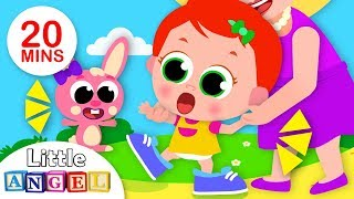 Baby Takes Their First Steps,  I Want to be BIG | Nursery Rhymes and Kids Songs by Little Angel