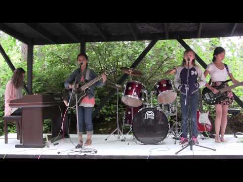 Like Yesterday (Colbie Caillat) performed by Quadrilatagirls