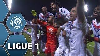 Girondins de Bordeaux - Olympique Lyonnais (1-2) - 09/03/14 - (FCGB-OL) - Résumé