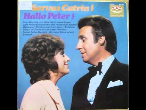 Caterina Valente & Peter Alexander - Eventuell (1956 - Platz 3)